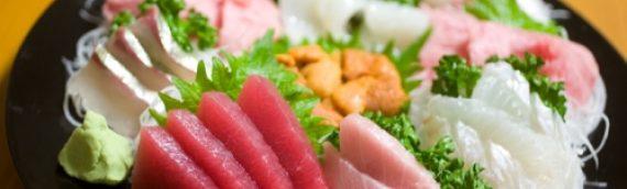 Les plats traditionnels japonais