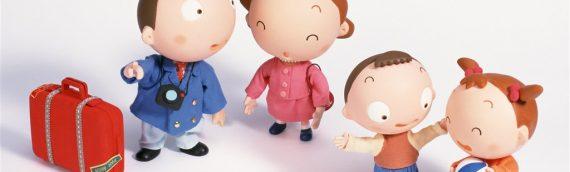Les membres de la famille en japonais